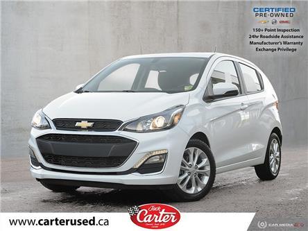 2019 Chevrolet Spark 1LT CVT (Stk: 17666L) in Calgary - Image 1 of 29