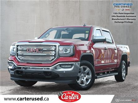 2017 GMC Sierra 1500 SLT (Stk: 26391L) in Calgary - Image 1 of 28