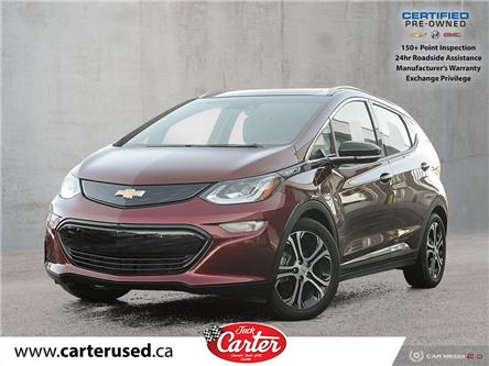 2019 Chevrolet Bolt EV Premier (Stk: 43936L) in Calgary - Image 1 of 28