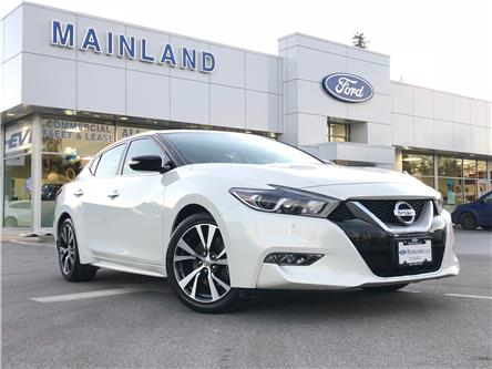 2017 Nissan Maxima SV (Stk: P2077AA) in Vancouver - Image 1 of 30