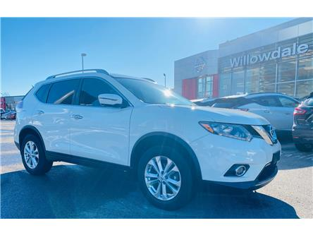 2016 Nissan Rogue SV (Stk: C35699) in Thornhill - Image 1 of 20