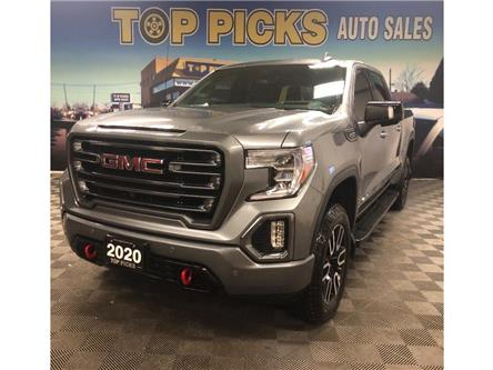 2020 GMC Sierra 1500 AT4 (Stk: 208625) in NORTH BAY - Image 1 of 30