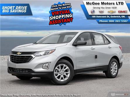 2021 Chevrolet Equinox LS (Stk: 130906) in Goderich - Image 1 of 23