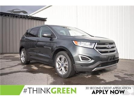 2015 Ford Edge Titanium (Stk: NCP2206A) in Kingston - Image 1 of 25