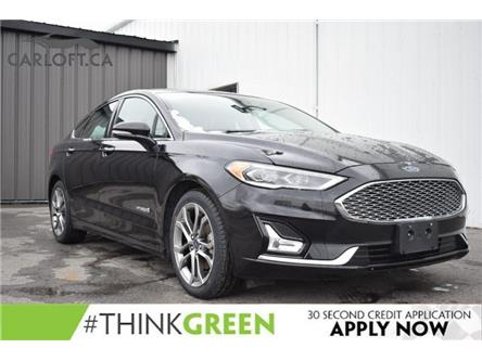 2019 Ford Fusion Hybrid Titanium (Stk: UCP2238) in Kingston - Image 1 of 27