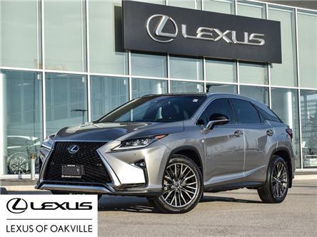 2017 Lexus RX 350 Base (Stk: UC8064) in Oakville - Image 1 of 24