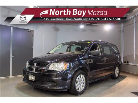 2014 Dodge Grand Caravan SE/SXT (Stk: 2158A) in North Bay - Image 1 of 20