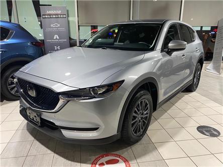 2019 Mazda CX-5 GS Auto AWD (Stk: U81536) in Toronto - Image 1 of 15