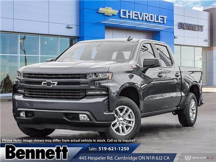 2021 Chevrolet Silverado 1500 RST (Stk: D210086) in Cambridge - Image 1 of 23