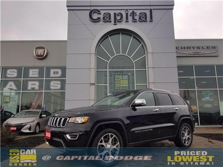 2020 Jeep Grand Cherokee Limited (Stk: P3052) in Kanata - Image 1 of 29