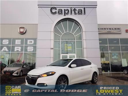 2013 Dodge Dart SXT/Rallye (Stk: L00650A) in Kanata - Image 1 of 22