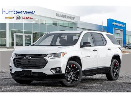 2021 Chevrolet Traverse Premier (Stk: 21TZ004) in Toronto - Image 1 of 21