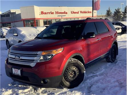 2013 Ford Explorer XLT (Stk: U13972) in Barrie - Image 1 of 22