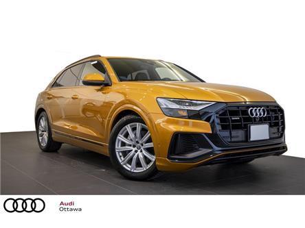 2019 Audi Q8 55 Technik (Stk: 53115) in Ottawa - Image 1 of 22