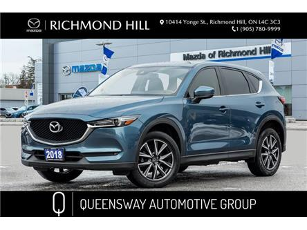 2018 Mazda CX-5 GT (Stk: 21-162A) in Richmond Hill - Image 1 of 22