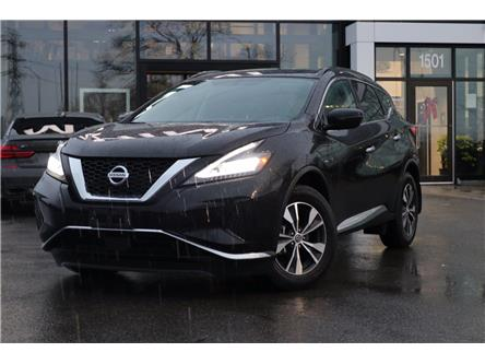 2019 Nissan Murano SV (Stk: 3919A) in Ottawa - Image 1 of 23