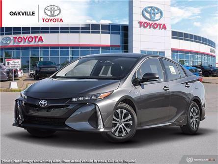 2021 Toyota Prius Prime Base (Stk: 21205) in Oakville - Image 1 of 23