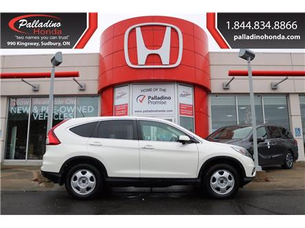 2016 Honda CR-V EX-L (Stk: 22866A) in Greater Sudbury - Image 1 of 38