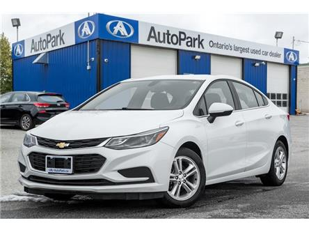2018 Chevrolet Cruze LT Auto (Stk: 18-10796T) in Georgetown - Image 1 of 18