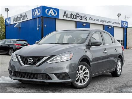 2019 Nissan Sentra 1.8 SV (Stk: 19-09528R) in Georgetown - Image 1 of 19