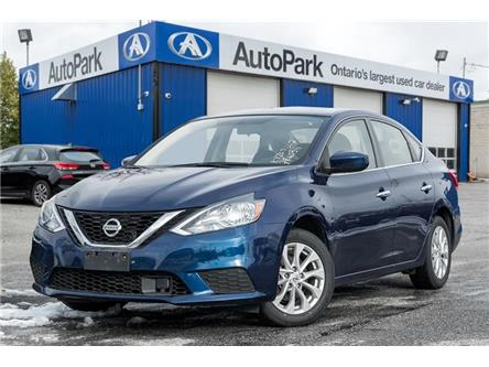 2019 Nissan Sentra 1.8 SV (Stk: 19-67367R) in Georgetown - Image 1 of 19