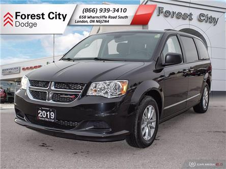 2019 Dodge Grand Caravan CVP/SXT (Stk: 20-8014A) in London - Image 1 of 15