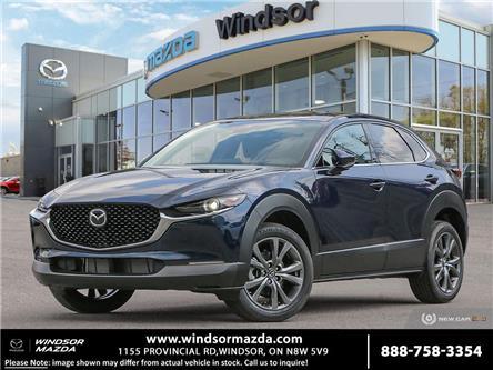 2021 Mazda CX-30 GT (Stk: X38371) in Windsor - Image 1 of 23