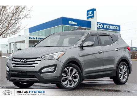 2013 Hyundai Santa Fe Sport 2.0T Limited (Stk: 056476A) in Milton - Image 1 of 24
