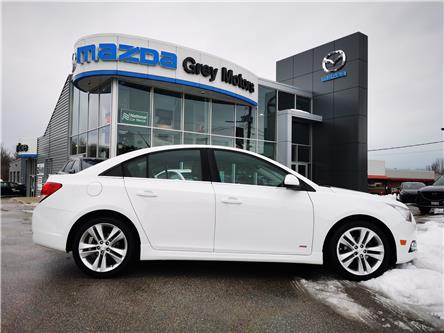 2014 Chevrolet Cruze 2LT (Stk: 03393P) in Owen Sound - Image 1 of 20