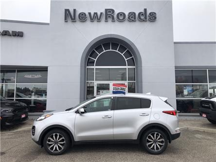 2017 Kia Sportage EX (Stk: 25205P) in Newmarket - Image 1 of 11