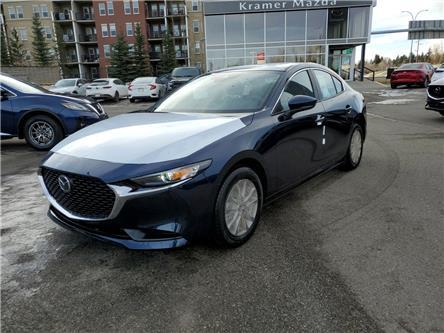 2021 Mazda Mazda3 GS (Stk: N6216) in Calgary - Image 1 of 4