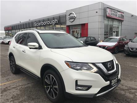 2017 Nissan Rogue SV (Stk: P7735) in Scarborough - Image 1 of 8