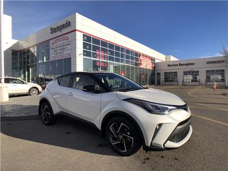 2021 Toyota C-HR Limited (Stk: 210046) in Calgary - Image 1 of 12