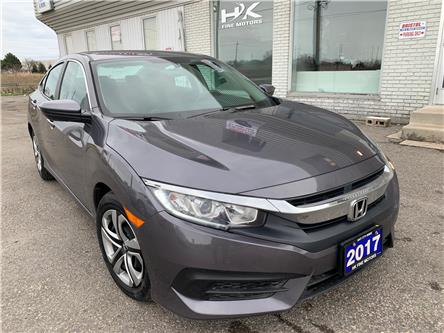 2017 Honda Civic LX (Stk: ) in Pickering - Image 1 of 11
