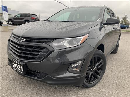 2021 Chevrolet Equinox LT (Stk: 27128) in Carleton Place - Image 1 of 12