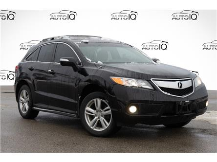 2015 Acura RDX Base (Stk: 34356AUX) in Barrie - Image 1 of 11