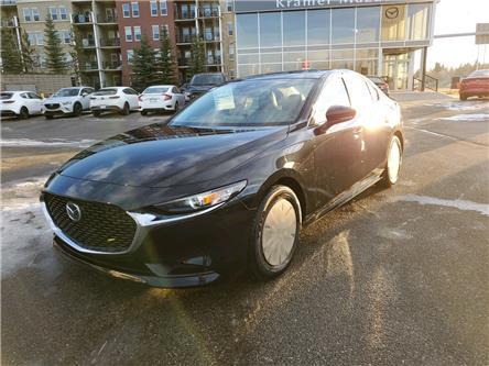 2020 Mazda Mazda3 GS (Stk: N5731) in Calgary - Image 1 of 4