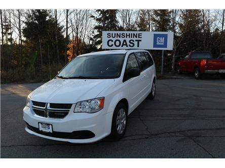 2016 Dodge Grand Caravan SE/SXT (Stk: SC0195) in Sechelt - Image 1 of 17