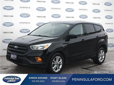 2017 Ford Escape S (Stk: 2163) in Owen Sound - Image 1 of 25