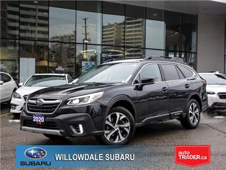 2020 Subaru Outback 2.5i Limited >>No accident<< (Stk: 20D31) in Toronto - Image 1 of 22