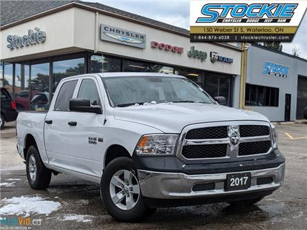2017 RAM 1500 ST (Stk: 35459) in Waterloo - Image 1 of 27