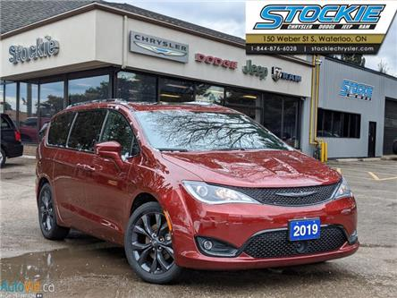 2019 Chrysler Pacifica Touring-L Plus (Stk: 31802) in Waterloo - Image 1 of 26