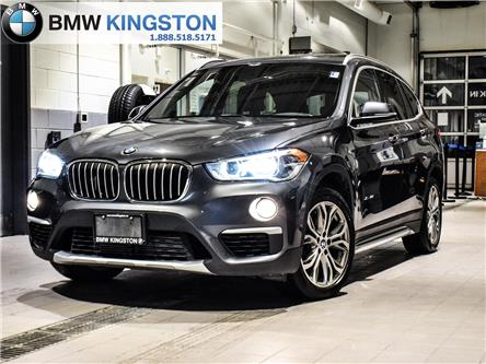 2017 BMW X1 xDrive28i (Stk: P0085) in Kingston - Image 1 of 30