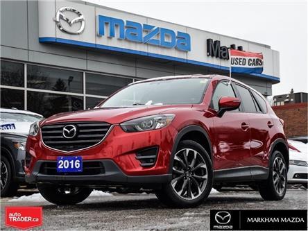 2016 Mazda CX-5 GT (Stk: N210209A) in Markham - Image 1 of 27