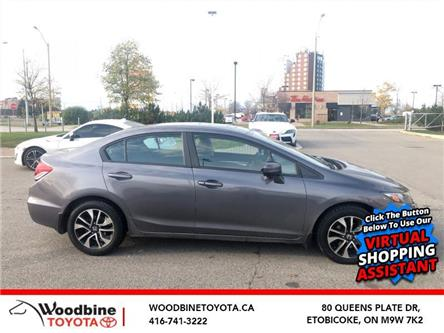 2014 Honda Civic EX (Stk: 21-87A) in Etobicoke - Image 1 of 13