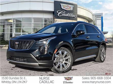 2021 Cadillac XT4 Premium Luxury (Stk: 21K046) in Whitby - Image 1 of 26