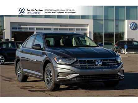 2020 Volkswagen Jetta Highline (Stk: 00255) in Calgary - Image 1 of 40