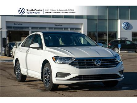 2020 Volkswagen Jetta Highline (Stk: 00258) in Calgary - Image 1 of 40