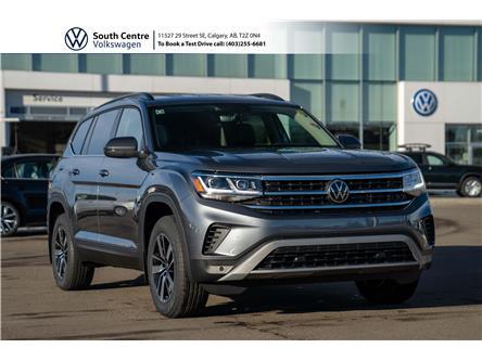2021 Volkswagen Atlas 2.0 TSI Comfortline (Stk: 10068) in Calgary - Image 1 of 47