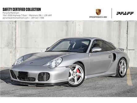 2004 Porsche 911 Turbo (Stk: PU0013) in Markham - Image 1 of 20
